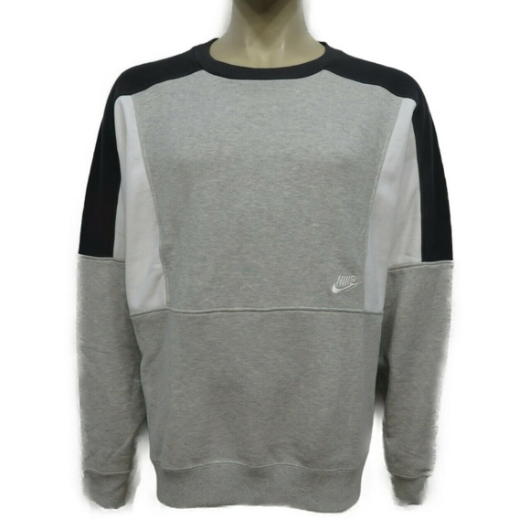 Boutique Men's Re Crewneck Issue Sweatshirt Nike Nsw OuZiPkX
